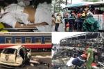 Những hình ảnh tai nạn giao thông ám ảnh năm 2016