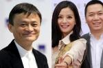 Ông xã Triệu Vy thân thiết với tỷ phú Jack Ma