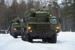 Quân đội Nga nhận thêm 5 trung đoàn tên lửa tối tân S-400