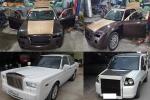 Ngắm siêu xe Rolls-Royce Ghost 'made in Việt Nam' giá 300 triệu