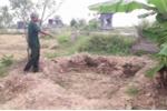 Chở hơn 300 bộ hài cốt từ Hà Nội về chôn trộm tại Thái Bình