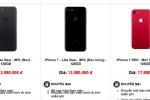 iPhone 7 giá rẻ đổ bộ thị trường Việt Nam