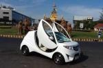 Campuchia làm ô tô điện 100 triệu đồng, Việt Nam đang ở đâu?