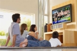Tắc động mạch phổi vì... xem tivi quá nhiều
