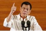 Tổng thống Philippines: 'Tôi không quan tâm đến nhân quyền'