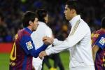 Ronaldo: Thật đau lòng thấy Messi rơi nước mắt