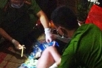 Chồng dùng dao đâm vợ gục chết tại chỗ sau chầu nhậu
