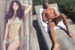 Mesut Ozil trốn bạn gái đi nghỉ cùng siêu mẫu nóng bỏng