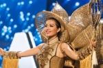 Lệ Hằng toả sáng trong đêm bán kết 'Miss Universe 2016'
