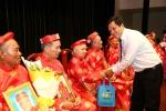 TP. HCM: Vinamilk Sure Prevent đồng hành tổ chức Lễ mừng thọ, chăm sóc sức khỏe cho 1.000 người cao tuổi