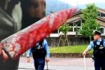 Những vụ tấn công bằng dao rúng động Nhật Bản