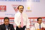 CLB Long An cố tình bỏ thi đấu, chủ tịch VPF chỉ đạo xử nghiêm