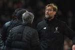 Klopp nổi điên suýt nói chuyện bằng năm đấm với Mourinho