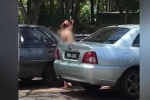 Người phụ nữ Việt đi bộ khỏa thân giữa trưa nắng ở Malaysia gây xôn xao dư luận