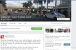 Bị phản ánh qua Facebook, tài xế nhận phạt 'nguội' 6,9 triệu đồng