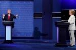 Trực tiếp tranh luận bầu cử Tổng thống Mỹ lần cuối: Donald Trump đối đầu Hillary Clinton