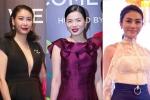 Hoa hậu Hà Kiều Anh diện đầm xẻ sâu táo bạo, lấn át dàn mỹ nhân trẻ