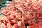 Người đàn ông bỏ 10.000 nhân dân tệ làm bó hoa tiền tặng bạn gái