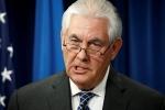 Ngoại trưởng Mỹ: 'Chúng tôi không phải kẻ thù của Triều Tiên'