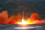 Triều Tiên phóng tên lửa đạn đạo về phía Nhật Bản