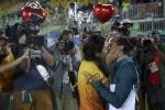 Olympic Rio 2016: Nữ giám đốc cầu hôn lãng mạn người tình đồng tính