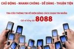 EVN HANOI triển khai dịch vụ tin nhắn truy vấn các thông tin về điện qua đầu số 8088