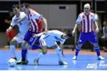 Kém xa đẳng cấp, tuyển Futsal Việt Nam thua đậm Paraguay