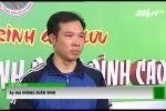 Xạ thủ Hoàng Xuân Vinh giao lưu với 100 thủ khoa Hà Nội