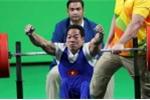 Lê Văn Công giành huy chương vàng Paralympic 2016