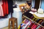 Truy tìm 'nữ quái' chuyên trộm đồ tại các cửa hàng thời trang ở Nghệ An