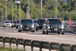 Vì sao limousine ra mắt trong lễ nhậm chức của Tổng thống kế nhiệm ông Obama vẫn bí mật?