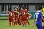 Hạ Thái Lan, ĐT nữ Việt Nam tiến thẳng vào bán kết AFF Cup