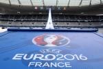 Hôm nay khai mạc Euro 2016