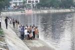 Nhảy xuống hồ Ngọc Khánh tắm, một thanh niên chết đuối