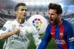 Kịch bản nào để Barca hoặc Real vô địch La Liga?