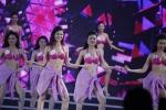 'Bỏng mắt' với đường cong của người đẹp Hoa hậu Việt Nam trong phần thi bikini