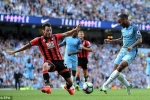 Trực tiếp Man City vs Bournemouth