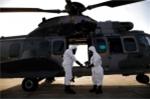 Brazil dùng trực thăng, chiến cơ chống tấn công khủng bố Olympic