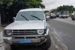 Danh tính lái xe biển xanh tông chết người ở Quảng Ninh