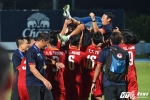 Bộ trưởng Bộ VH,TT&DL gửi thư chúc mừng U15 Việt Nam vô địch Đông Nam Á