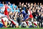 Hazard ghi bàn như Maradona, Chelsea thắng đậm Arsenal