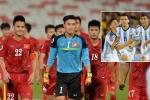 U20 Việt Nam bí ẩn, U20 Argentina háo hức đối đầu