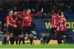 Ibrahimovic (9) đã giành được tình cảm từ người hâm mộ M.U /// AFP