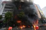 Cháy quán karaoke ở Cầu Giấy, 13 người chết: Xác định nguyên nhân
