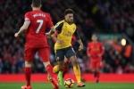 Trực tiếp Liverpool vs Arsenal : Arsenal nhận trái đắng sớm