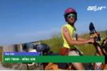 Chàng trai Italia đi xuyên lục địa tới Việt Nam bằng xe máy