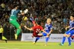 Màn trình diễn mãn nhãn của tuyển Việt Nam trước Avispa Fukuoka