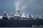 Những hình ảnh ấn tượng trong Ngày hải quân Nga