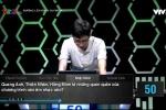 Phần thi khởi động xuất sắc của 'Cậu bé Google' Phan Đăng Nhật Minh