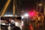 Chạy xe ngược chiều, 3 người chết thảm trên cầu Chương Dương